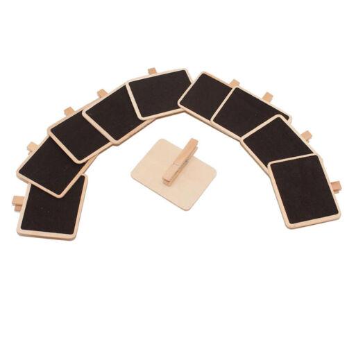 Preisauszeichnung Preisschilder Kreidetafel Namenschild Mini Tafel 20 stk