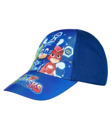 PJ Maschere Ragazzi Berretto Da Baseball Cappello sole estivo Cappelli 2-10 anni 52 54 cm