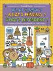 What's New? What's Missing? What's Different? by Arnaud Boutin (Paperback, 2013)