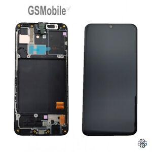 ORIGINAL-Display-Pantalla-LCD-Tactil-Ecran-Samsung-Galaxy-A40-2019-A405-Black
