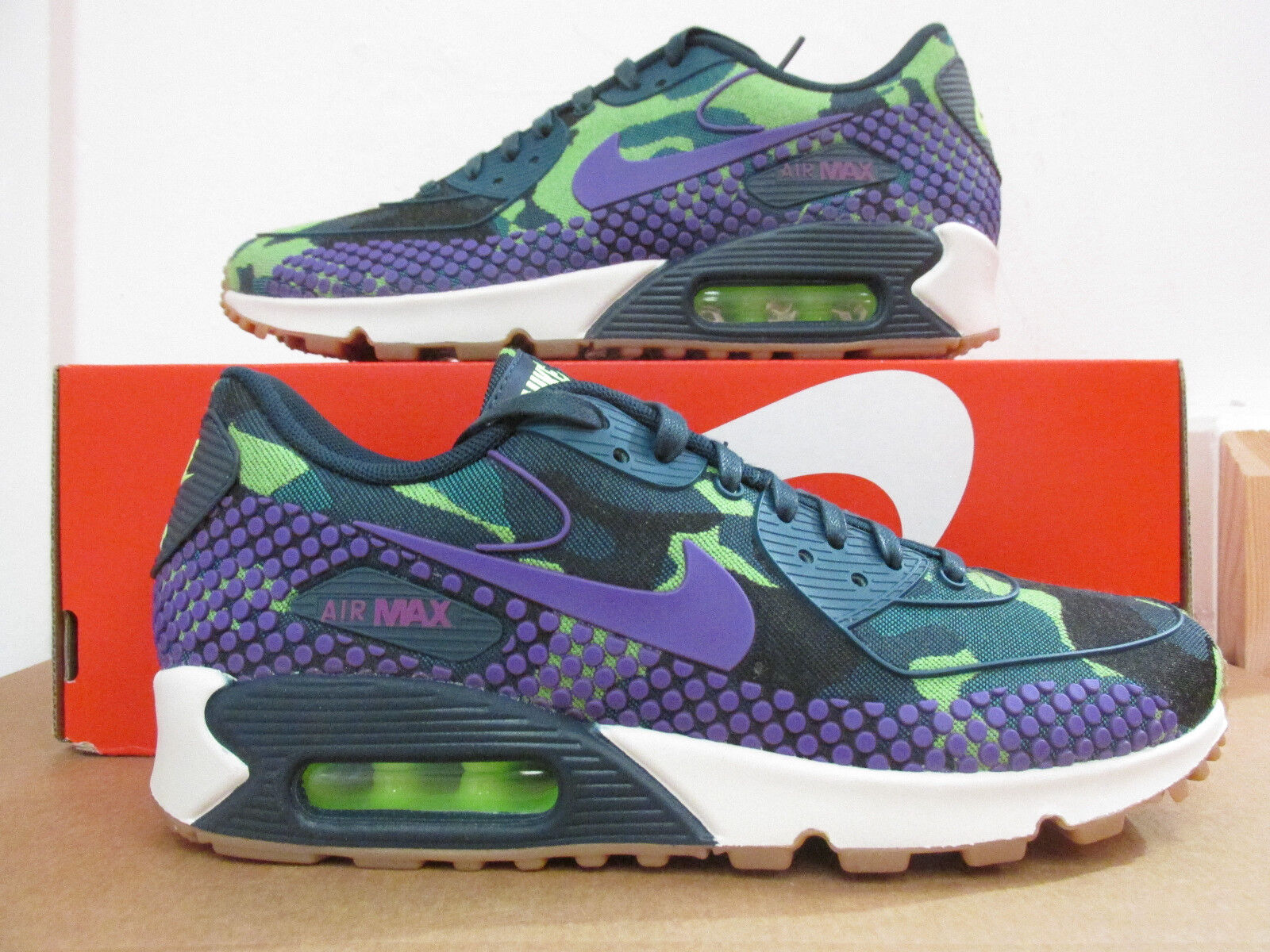 Nike air max 90 JCRD PRM womens trainers 807298 300 sneakers shoes CLEARANCE