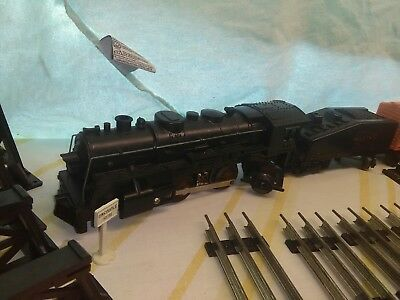 1960s MARX LARGE SEARS EXCLUSIVE ALLSTATE  GIANT TRAIN SET IN THE BOX