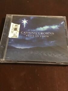 SEALED NEW CD - Casting Crowns - Peace on Earth - Christian Devotional Christmas 888751324626 | eBay