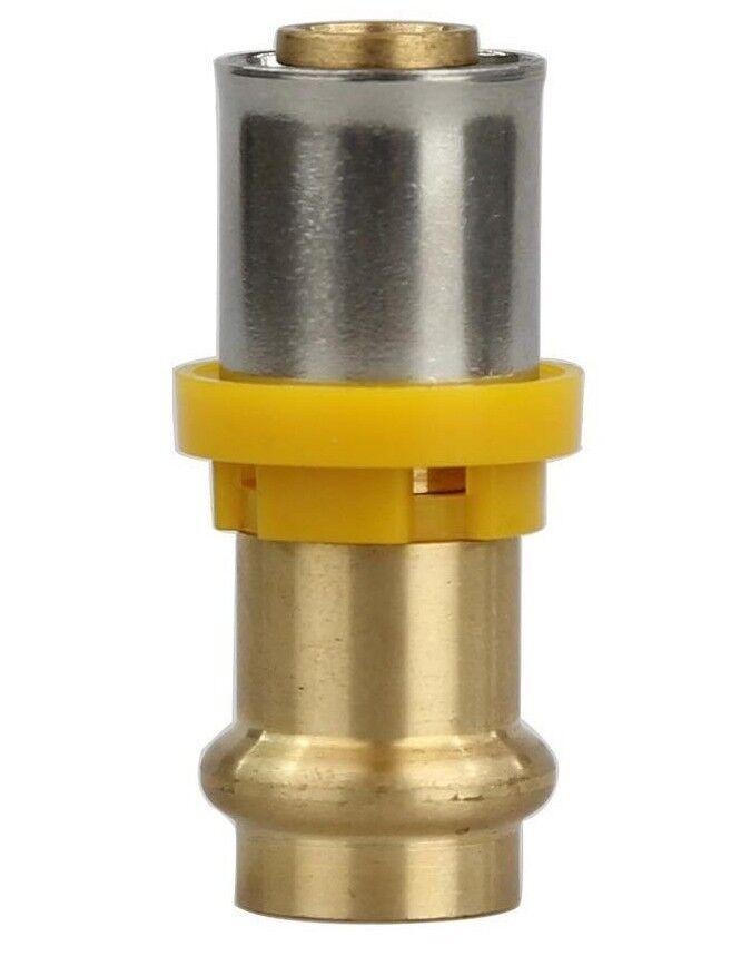 2x Duopex B-PRESS GAS CRIMP ADAPTOR Australian Brand- 16x15mm Or 26mmx20mm