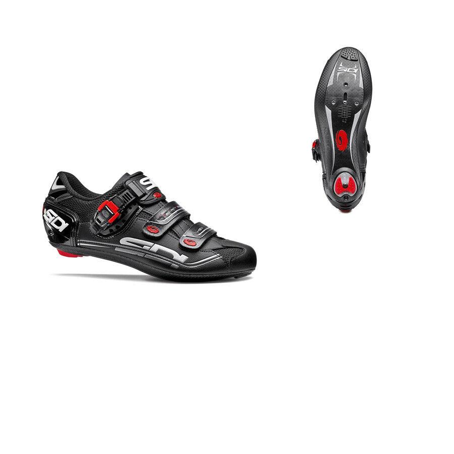 Sidi Genius 7 Road Cycling schoenen zwart Eu 42