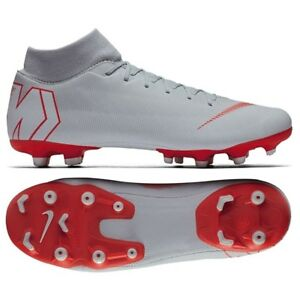 the latest b1485 af0f0 Image is loading Soccer-Shoes-Football-Nike-Mercurial-Superfly-6-Academy-
