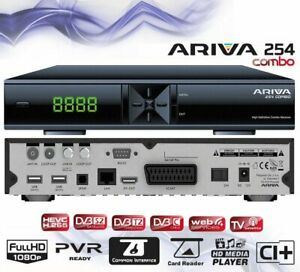 FERGUSON-ARIVA-254-COMBO-FULL-HD-RECEIVER-FREESAT-CABLE-TV-NC-CYFRA-CI