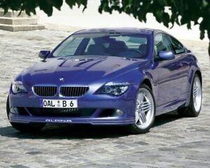 BMW E E Series Coupe Convertible Alpina B Front - Bmw 6 series alpina