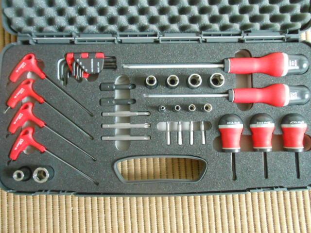 FACOM CM -torx set - grote doos 50 x 25