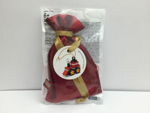 LEGO 5002813-ornement zug train de noël stocking poly sac//6079532