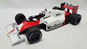 Mclaren Tag Mp4//2B Alain Prost World Champion 1985 MINICHAMPS 1:18 530851802