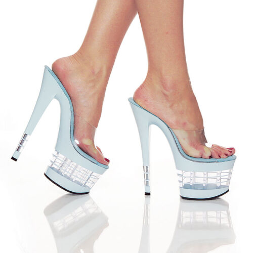 Flashdance 701  Pleaser Shoes