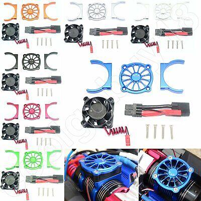 Kühlkörper Kit mit Lüfter für Traxxas E REVO 2.0 86086-4 RC Auto Motor Kühler