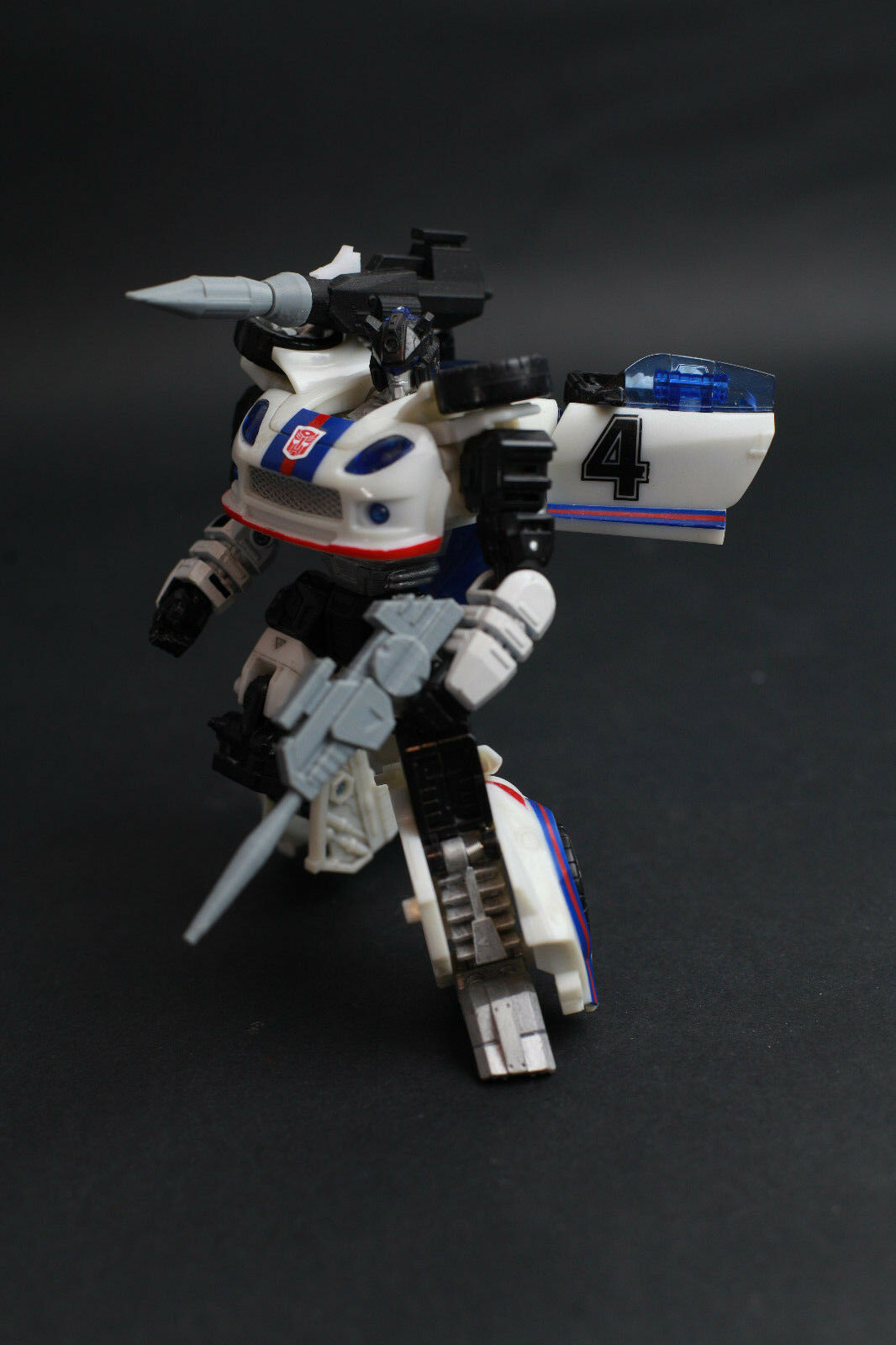 Transformers RTS Jazz G1 G1 G1 style weapons  (NO FIGURE) 069486