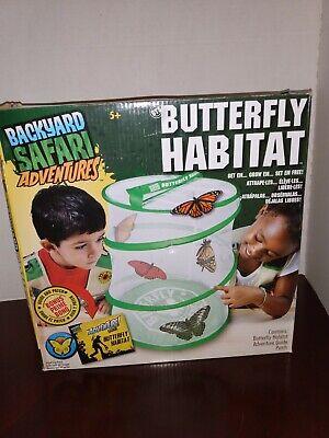 Alex Brands Backyard Safari Adventures Butterfly Habitat ...