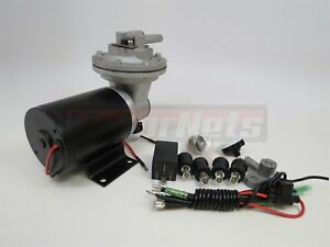 Image Is Loading Electric Brake Booster Vacuum Pump Kit 18