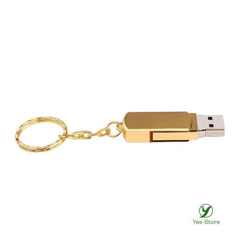 Lot USB Flash Drive 4 8 16 32 64 128 GB Thumb Stick Memory Pen Drives