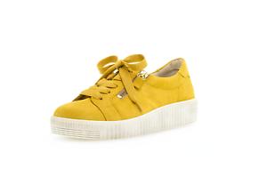 Samtchevreau sun 43-334-10 Schnürschuh gelb Gabor Sneaker