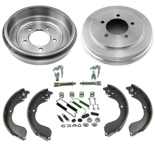 Rear Drums Brake Shoes Spring Hardware Kit 6pc for Jeep Compass 2008-2016