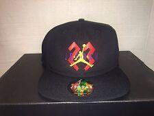 Nike Jordan Retro 6 OG Laser Orange Spring Leaf Snapback Hat Cap BNWT