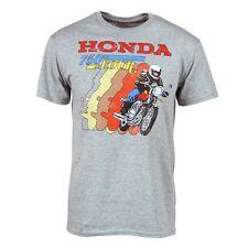 motorcycle vintage tee shirt honda