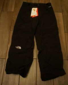2dc2c1994 Details about THE NORTH FACE Black Boy's Free Course TRICLIMATE Pants XL  18/20 NWT FREE SHIP!