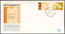 Netherlands Antilles 1985 Papiamentu FDC First Day Cover #C26769