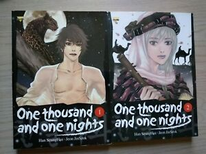 One-Thousand-and-One-Nights-1-2-Lot-of-2-Shojo-Manga-English-16