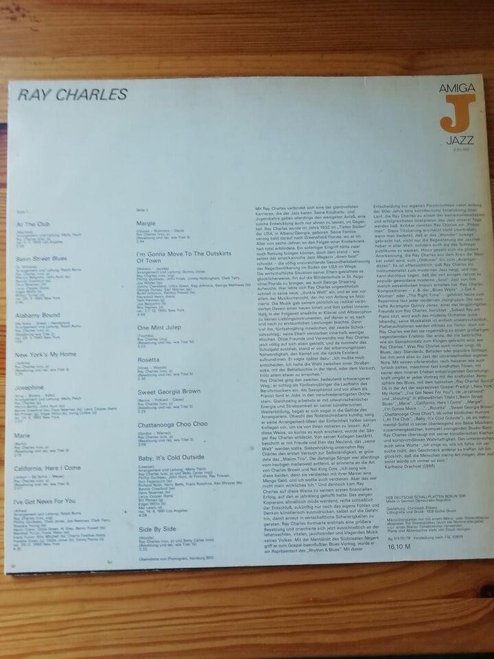 LP, Ray Charles, Ray Charles