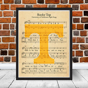 University-of-Tennessee-Volunteers-Logo-Rocky-Top-Fight-Song-SEC-Vols-Gift-Music