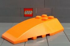LEGO Capot Nez Véhicule Wedge Slope Curved 4x6 No Top Studs choose color 43712