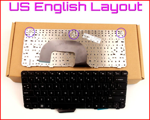 New Laptop US Keyboard for HP Probook 3105m 635318-161 626389-161