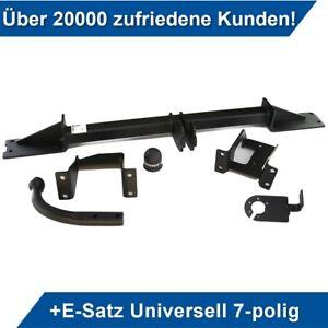 Opel Meriva A 2003-2010 Anhängerkupplung starr 7-pol E-Satz