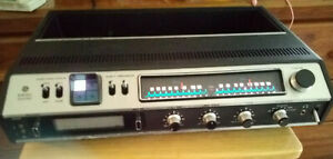 General Electric 8 Track Recorder AM FM Stereo SC 2305B Made in Japan