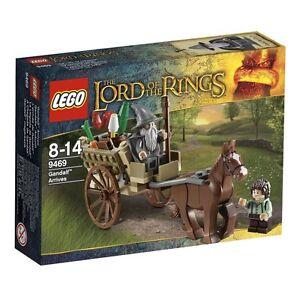 LEGO-Lord-of-the-Rings-9469-Die-Ankunft-von-Gandalf-Herr-der-Ringe