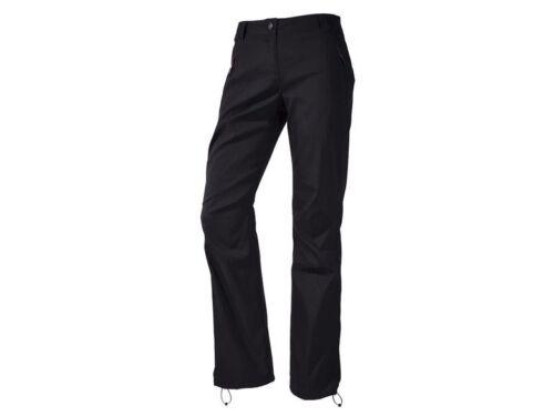 2 in 1 Damen Wanderhose Trekkinghose   gr 40   schwarz Krempelfunktion 3//4 Hose