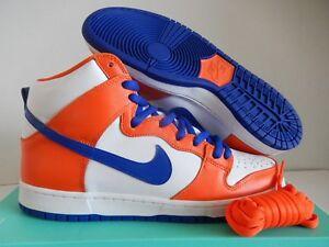 Nike SB Dunk High TRD QS Danny Supa Top Safety AU Orange/Hyper Blue-White AH0471-841