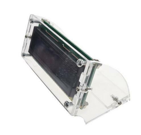 LCD1602 module green screen 16x2 Character LCD Display Module 5V and white code