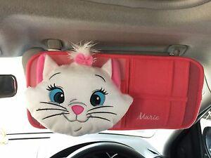Image is loading Marie-Cat-Aristocats-Disney-Car-SUV-Accessory-Sunshade- e05ccce96a7