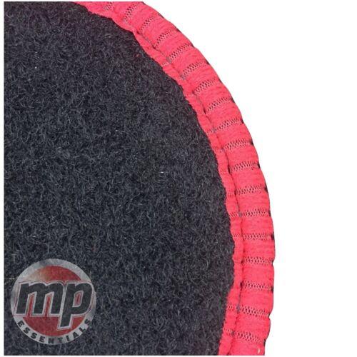 Fixations Perfect Fit Noir tapis de voiture Tapis de sol sur mesure pour Jeep Renegade 15 />