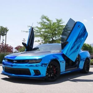 Lambo-Doors-Chevrolet-Camaro-2010-2015-Conversion-kit-Vertical-Doors-Inc-USA