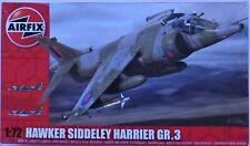 8S 1976 /& 1982-1:72 Model-Bausatz Hawker Siddeley Harrier AV-8A Airfix
