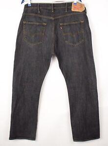 Levi's Strauss & Co Herren 501 Gerades Bein Jeans Stretch Größe W38 L30 APZ1208