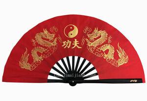 14Color-Kung-Fu-Tai-Chi-Martial-Arts-Wushu-WingChun-Training-Equipment-Fight-Fan