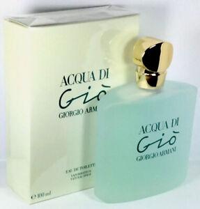 Giorgio-Armani-Acqua-Di-Gio-Femme-100ml-Eau-De-Toilette-EDT-amp-OVP
