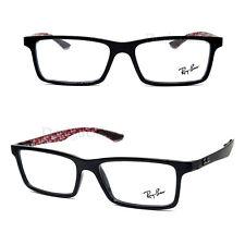 03b2f95402 item 8 Ray Ban RB 8901 2000 Carbon Fiber Black 55 17 145 Eyeglasses Rx -  New Authentic -Ray Ban RB 8901 2000 Carbon Fiber Black 55 17 145 Eyeglasses  Rx ...