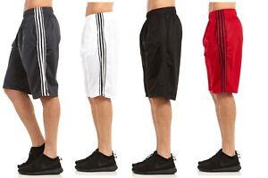 4-Pack-Men-039-s-Premium-Active-Athletic-Elite-Performance-Shorts