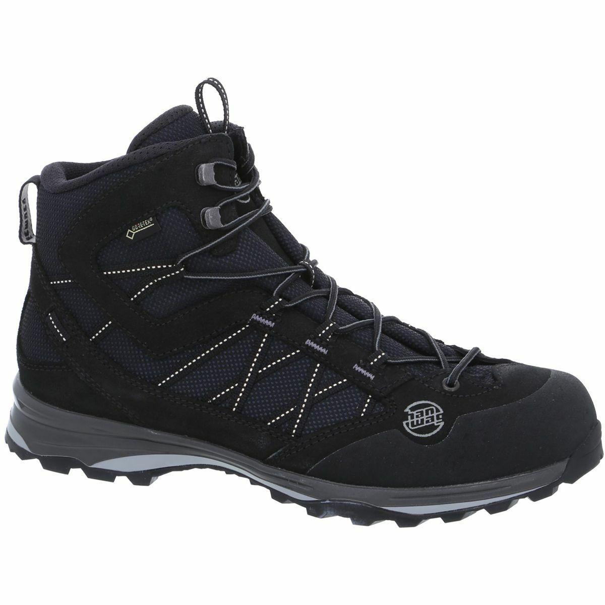 Hanwag Herren Belorado II Mid GTX Schuhe Wanderschuhe Trekkingschuhe NEU