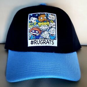 buy online 1b1fb b9dec Image is loading NEW-w-Tags-Nickelodeon-RUGRATS-BASEBALL-Hat-Cap-