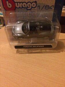 Burago-1-64-escala-Diecast-Modelo-Porsche-918-Spyder-Nuevo-En-Caja